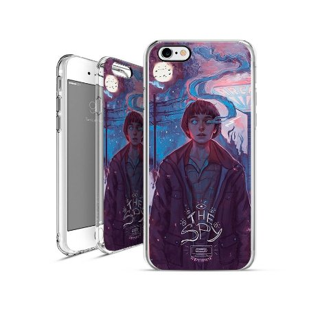 STRANGER THINGS 7 | apple - motorola - samsung -  sony - asus - lg | capa de celular