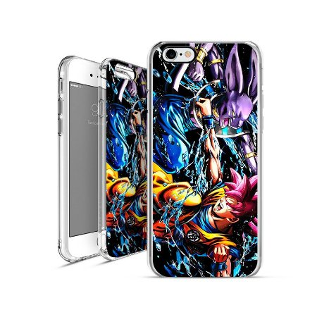 DRAGON BALL super  | apple - motorola - samsung - sony - asus - lg | capa de celular