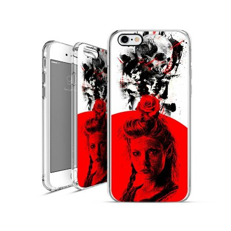 VIKINGS lagertha-lothbrok 9 | apple - motorola - samsung - sony - asus - lg|capa de celular