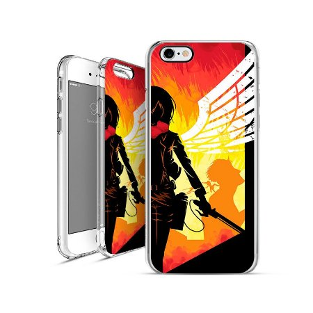 SHINGEKI NO KYOJIN 12 | apple - motorola - samsung - sony - asus - lg | capa de celular