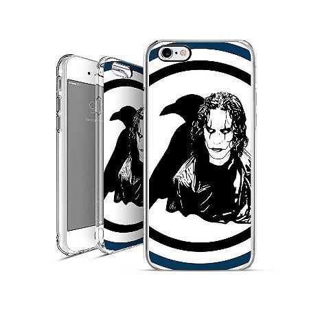 o-corvo 2   apple - motorola - samsung - sony - asus - lg   capa de celular