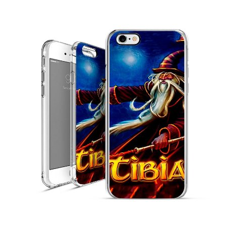 TIBIA - jogo - game |apple - motorola - samsung - sony - asus - lg |capa de celular