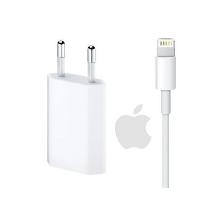 Kit Cabo USB + Fonte para iPhone