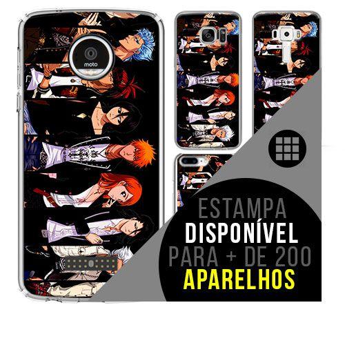 Capa de celular - BLEACH 12 [disponível para + de 200 aparelhos]