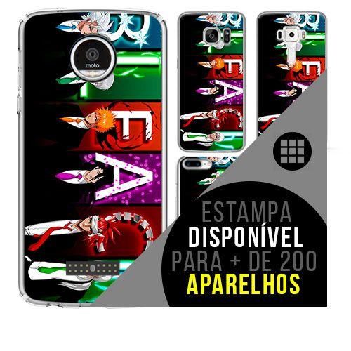 Capa de celular - BLEACH 17 [disponível para + de 200 aparelhos]