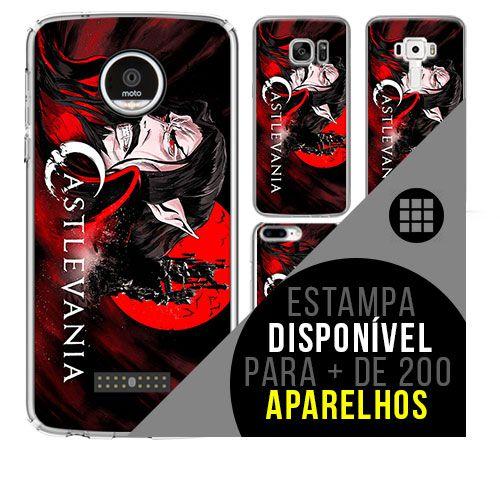 Capa de celular -  CASTLEVANIA [disponível para + de 200 aparelhos]