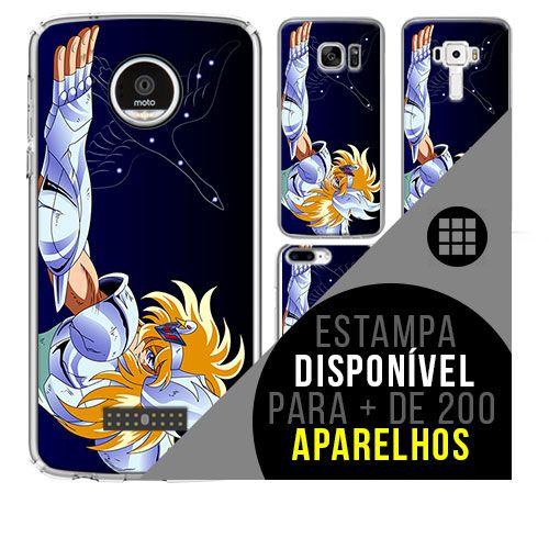 Capa de celular - CAVALEIROS DOS ZODÍACOS 2 [disponível para + de 200 aparelhos]