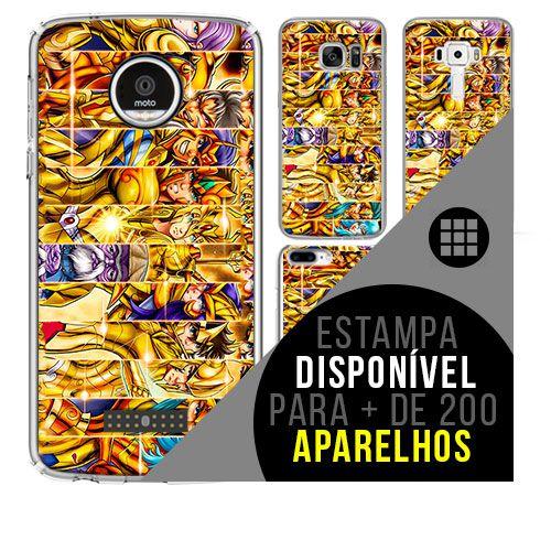 Capa de celular - CAVALEIROS DOS ZODÍACOS 6 [disponível para + de 200 aparelhos]