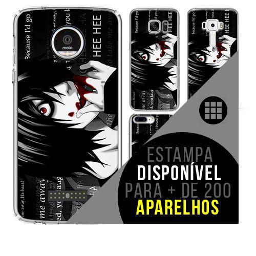 Capa de celular - DEATH NOTE [disponível para + de 200 aparelhos]