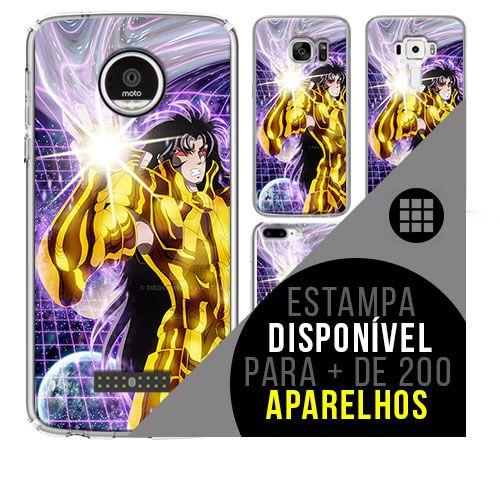 Capa de celular - CAVALEIROS DOS ZODÍACOS 31 [disponível para + de 200 aparelhos]