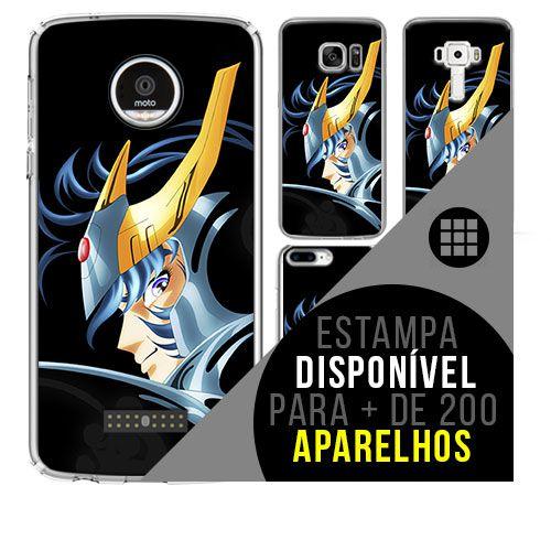 Capa de celular - CAVALEIROS DOS ZODÍACOS 27 [disponível para + de 200 aparelhos]