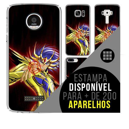 Capa de celular - CAVALEIROS DOS ZODÍACOS 28 [disponível para + de 200 aparelhos]