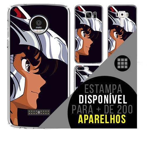 Capa de celular - CAVALEIROS DOS ZODÍACOS 33 [disponível para + de 200 aparelhos]
