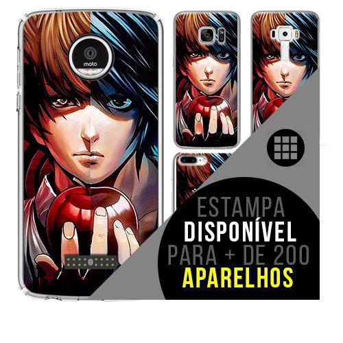 Capa de celular - DEATH NOTE 11 [disponível para + de 200 aparelhos]