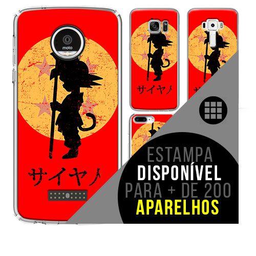 Capa de celular - DRAGON BALL Z 5 [disponível para + de 200 aparelhos]