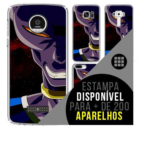 Capa de celular - DRAGON BALL Z SUPER bills [disponível para + de 200 aparelhos]