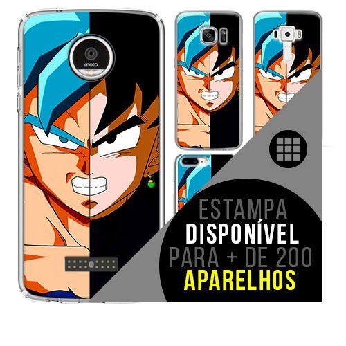 Capa de celular - DRAGON BALL SUPER goku 14 [disponível para + de 200 aparelhos]