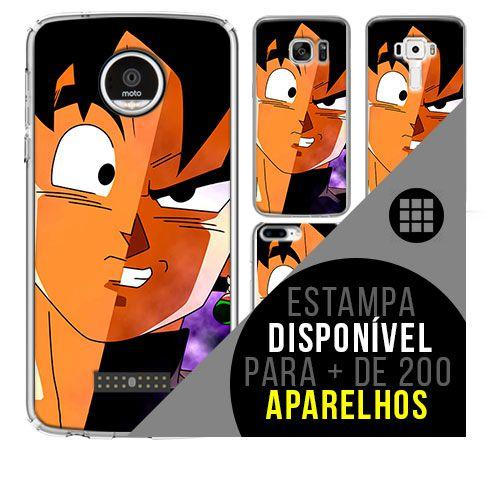 Capa de celular - DRAGON BALL Z 18 [disponível para + de 200 aparelhos]