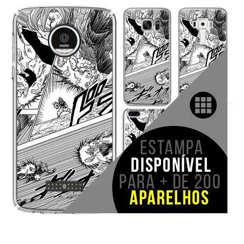 Capa de celular - DRAGON BALL Z 27 [disponível para + de 200 aparelhos]