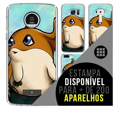 Capa de celular -DIGIMON 6 [disponível para + de 200 aparelhos]