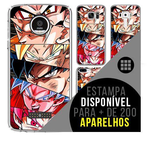 Capa de celular - DRAGON BALL Z 58 [disponível para + de 200 aparelhos]