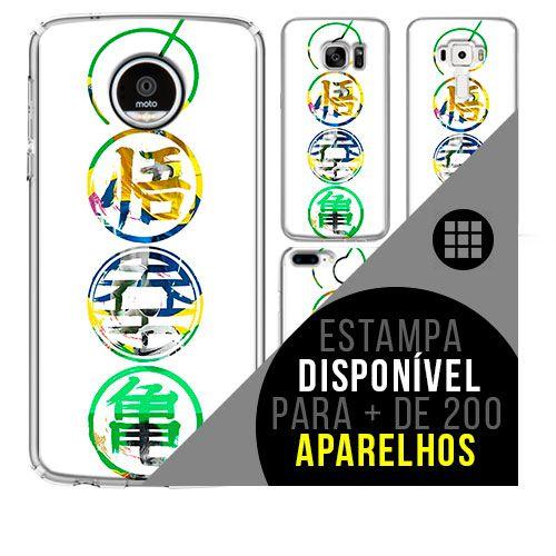 Capa de celular - DRAGON BALL Z 97 [disponível para + de 200 aparelhos]