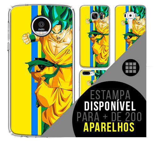 Capa de celular - DRAGON BALL Z 96 [disponível para + de 200 aparelhos]