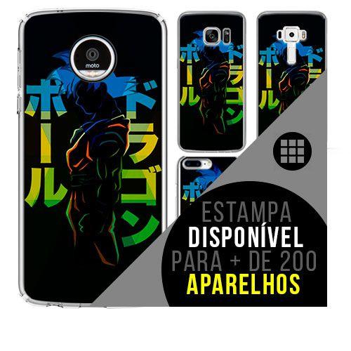 Capa de celular - DRAGON BALL Z 102 [disponível para + de 200 aparelhos]