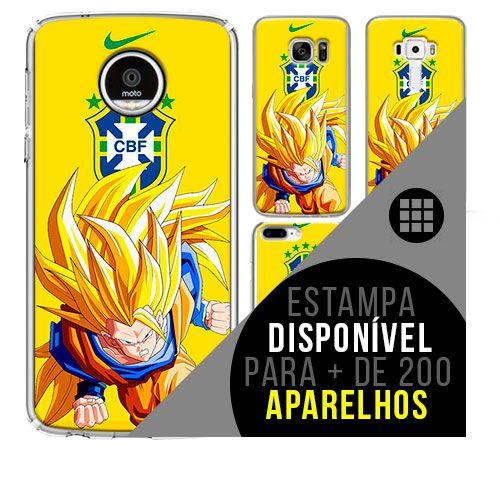 Capa de celular - DRAGON BALL Z 105 [disponível para + de 200 aparelhos]