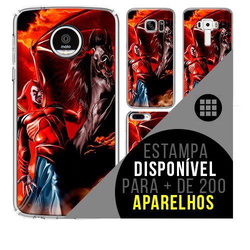 Capa de celular - CAVERNA DO DRAGÃO 3 [disponível para + de 200 aparelhos]
