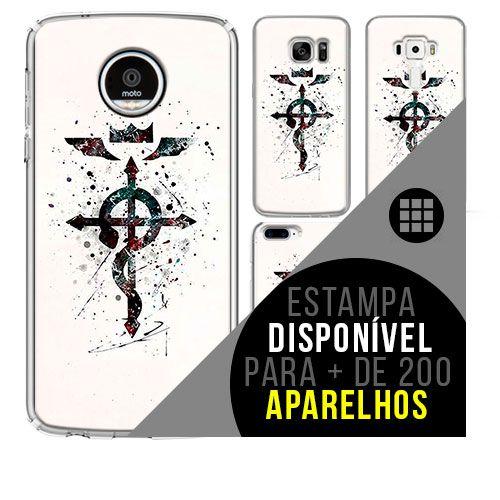 Capa de celular - FULLMETAL ALCHEMIST 14 [disponível para + de 200 aparelhos]