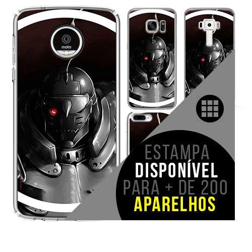 Capa de celular - FULLMETAL ALCHEMIST 26 [disponível para + de 200 aparelhos]