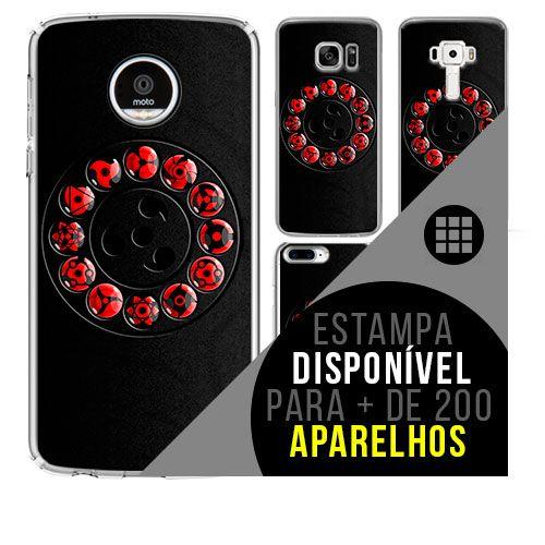 Capa de celular - NARUTO [disponível para + de 200 aparelhos]