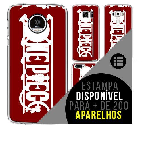 Capa de celular - ONE PIECE 6 [disponível para + de 200 aparelhos]