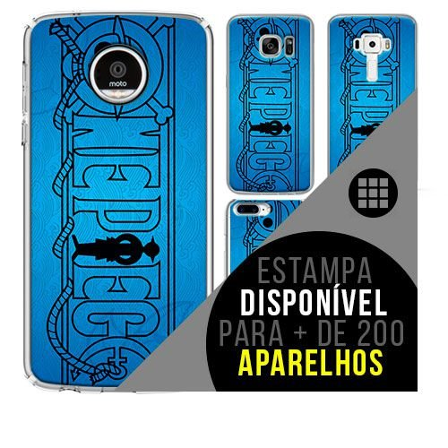 Capa de celular - ONE PIECE 17 [disponível para + de 200 aparelhos]