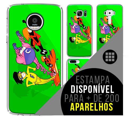 Capa de celular - OS IMPOSSÍVEIS [disponível para + de 200 aparelhos]