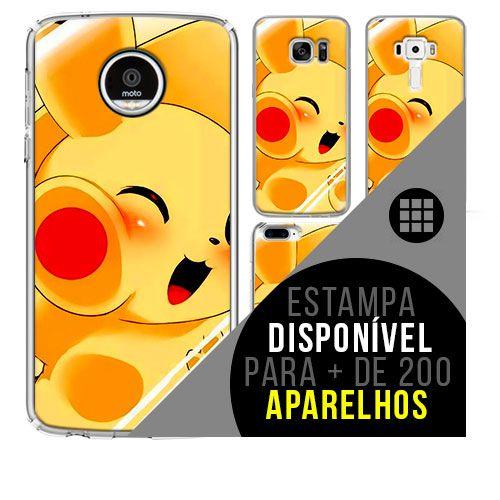 Capa de celular - POKÉMON 3 [disponível para + de 200 aparelhos]