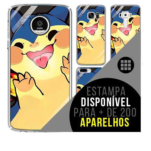 Capa de celular - POKÉMON [disponível para + de 200 aparelhos] 12