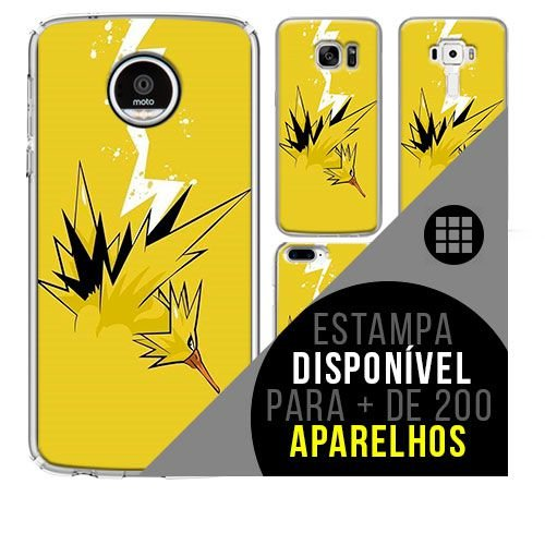 Capa de celular - POKÉMON [disponível para + de 200 aparelhos] 8