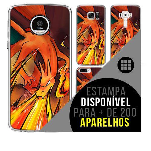 Capa de celular - POKÉMON [disponível para + de 200 aparelhos] 19