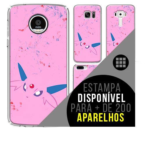Capa de celular - POKÉMON [disponível para + de 200 aparelhos] 28