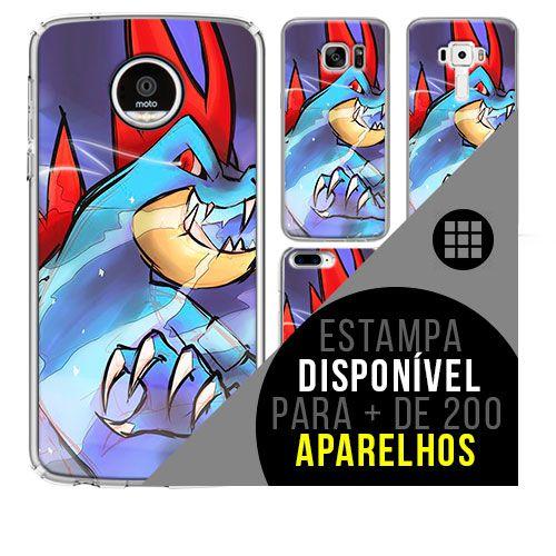 Capa de celular - POKÉMON [disponível para + de 200 aparelhos] 27