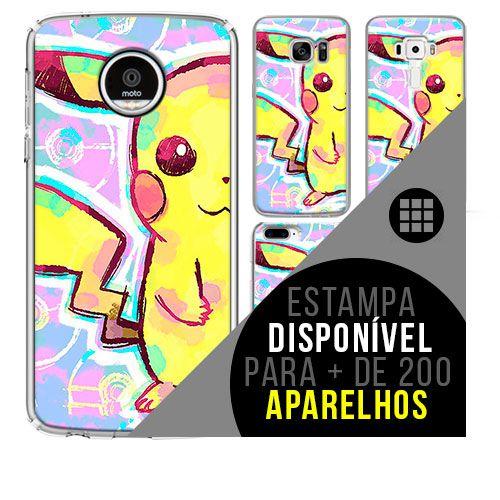 Capa de celular - POKÉMON 44 [disponível para + de 200 aparelhos]