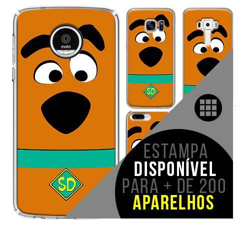 Capa de celular - Scooby-Doo! [disponível para + de 200 aparelhos]