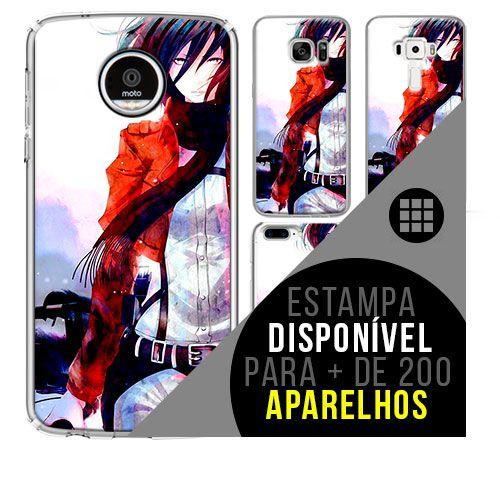 Capa de celular - SHINGEKI NO KYOJIN 9 [disponível para + de 200 aparelhos]