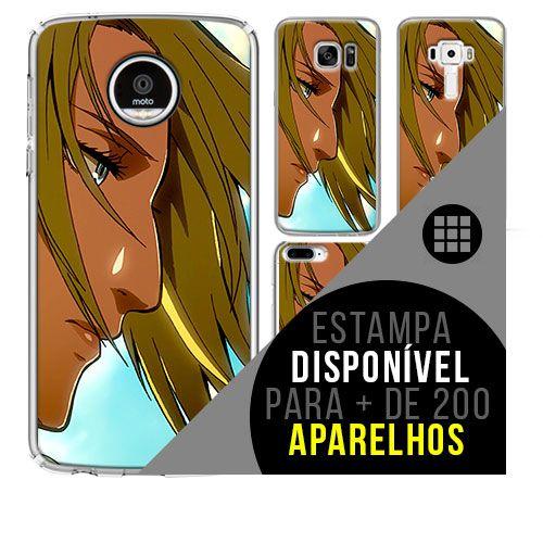 Capa de celular - SHINGEKI NO KYOJIN 21 [disponível para + de 200 aparelhos]