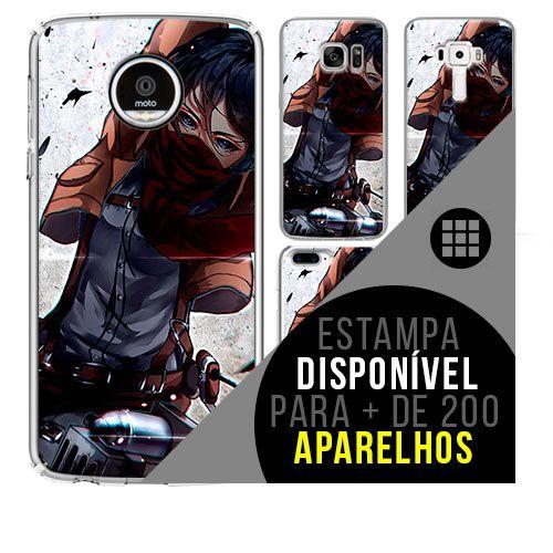 Capa de celular - SHINGEKI NO KYOJIN 28 [disponível para + de 200 aparelhos]