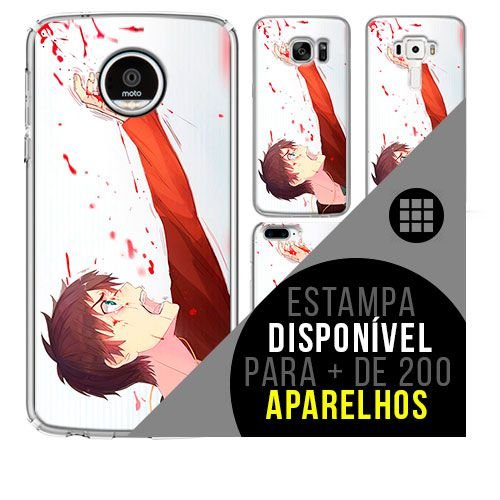 Capa de celular - SHINGEKI NO KYOJIN 30 [disponível para + de 200 aparelhos]