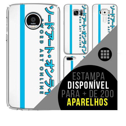 Capa de celular - SWORD ART ONLINE 2 [disponível para + de 200 aparelhos]