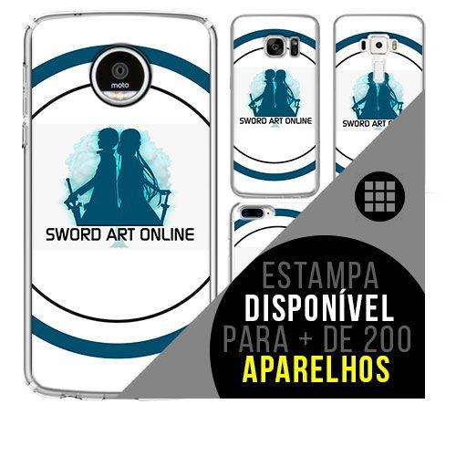 Capa de celular - SWORD ART ONLINE 11 [disponível para + de 200 aparelhos]